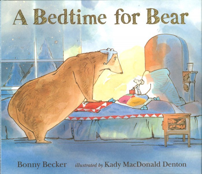 Cover of A Bedtime for Bear