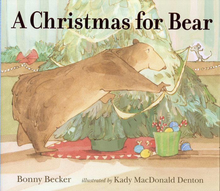 Cover of A Christmas for Bear