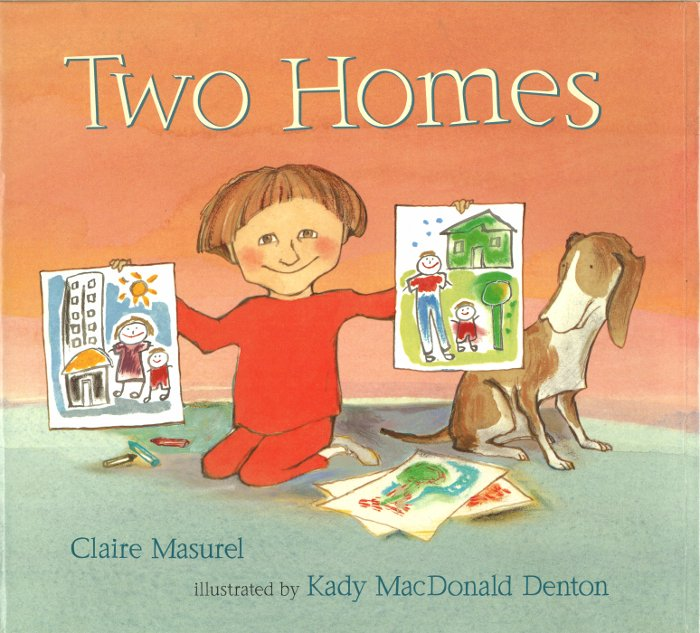Cover of Two Homes